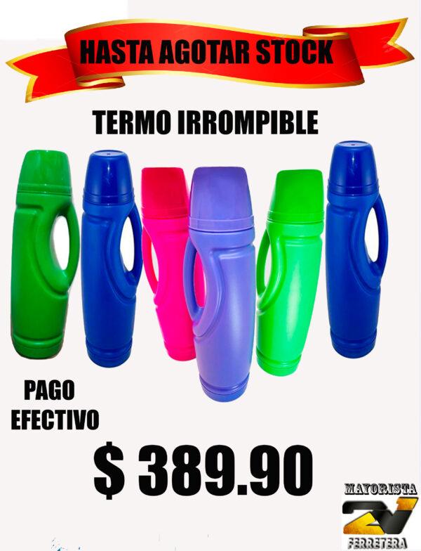 TERMO IRRROMPIBLE